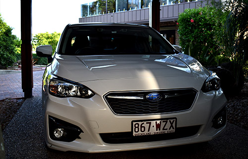 Subaru Impreza 🚘