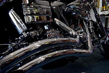 💀 Custom Harley Davidson 💀