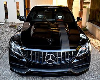 🕶 New AMG/Mercedes C63S V8 Bi-Turbo 🕶