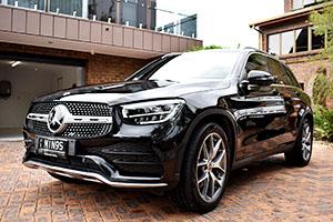 🎱 2020 Mercedes GLC 200 🎱