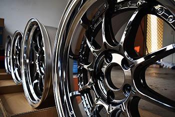 Fireball Talon Ceramic Wheel Coating