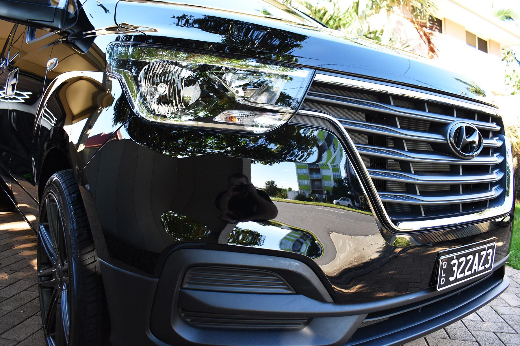 Hyundai iLoad New Vehicle Paint Protection Brisbane Near me 2