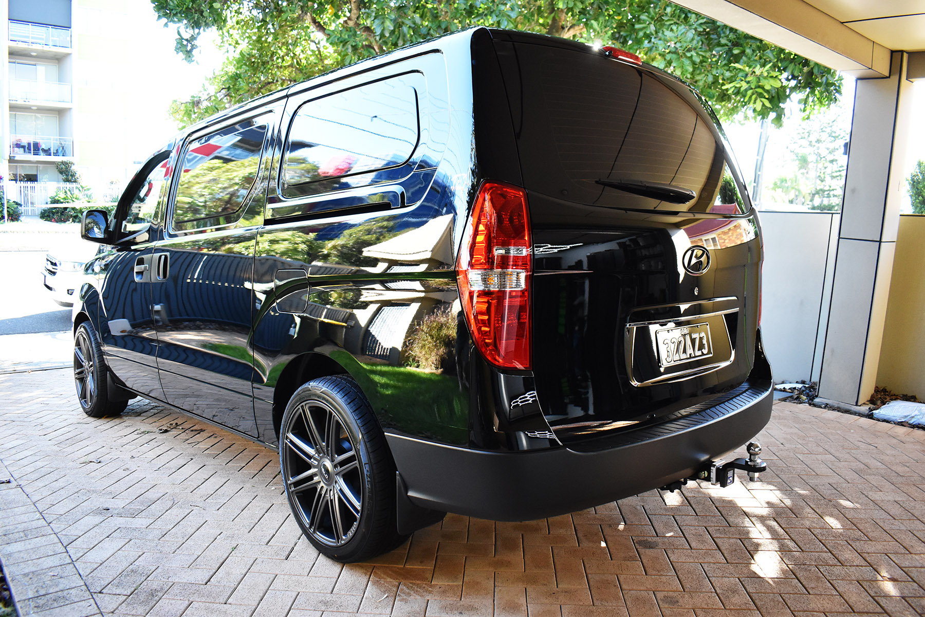 Hyundai iLoad New Vehicle Paint Protection Brisbane Near me 5