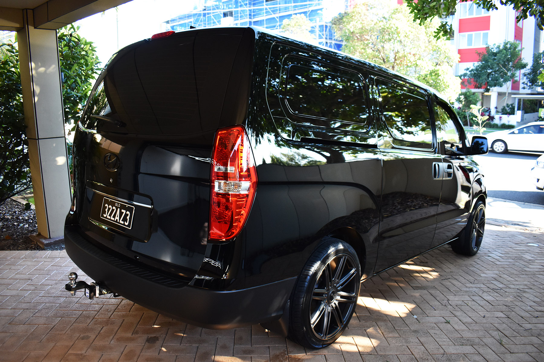 Hyundai iLoad New Vehicle Paint Protection Brisbane Near me 6