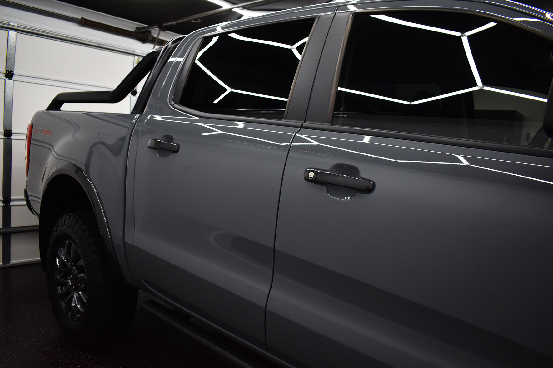 Ford FX4 New Car Paint Protection Ceramic Graphene Protection Brisbane 4