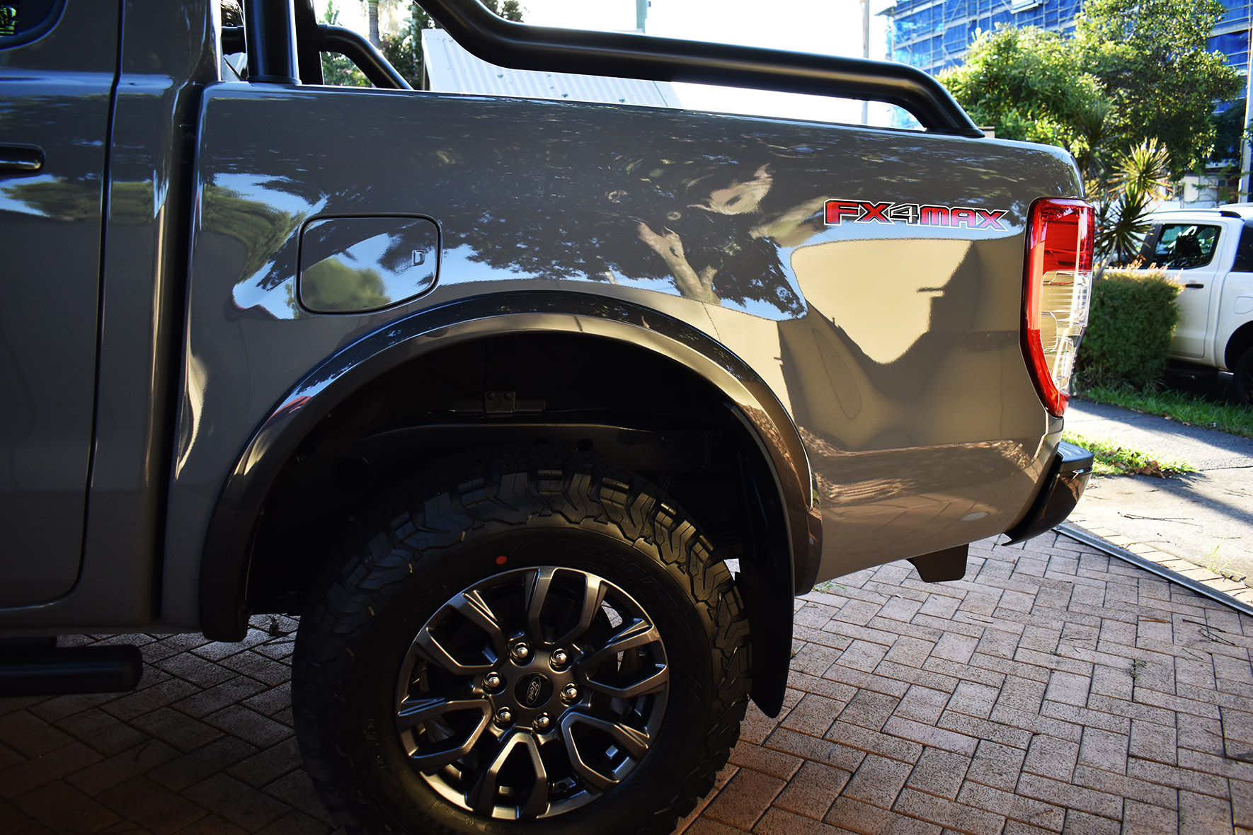 Ford FX4 New Car Paint Protection Ceramic Graphene Protection Brisbane 7