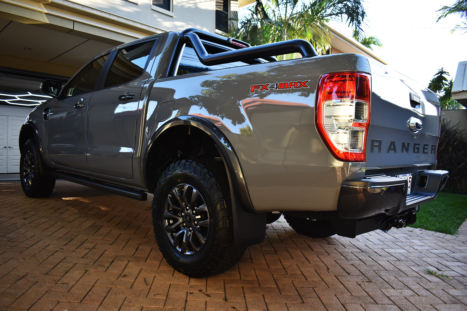 Ford FX4 New Car Paint Protection Ceramic Graphene Protection Brisbane 10