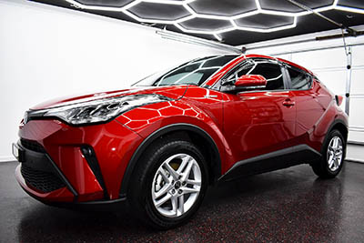 ⛑ Toyota CH-R Turbo ⛑